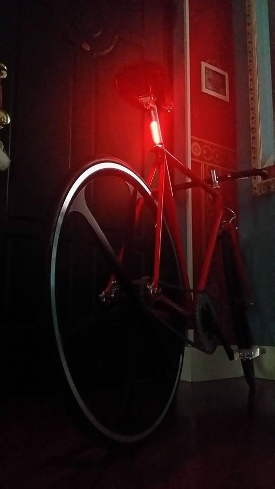 tubo led fixed bike